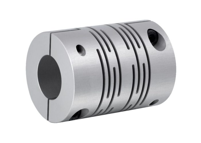 Sliced coupling ASK
